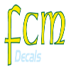 FCM Decals logo