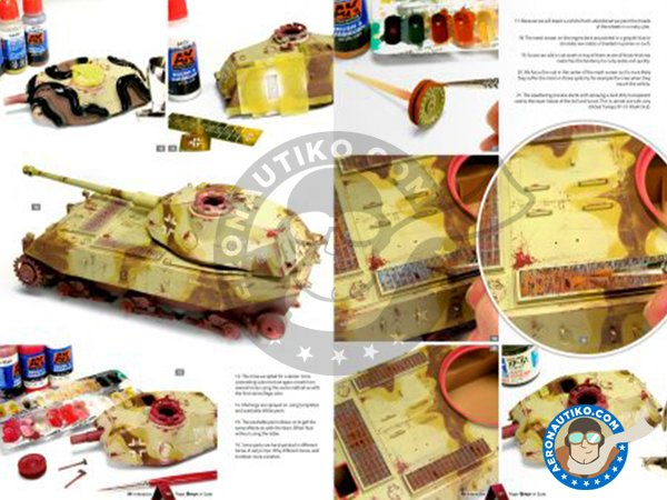 Image 3: Paper Panzer: Prototypes & What If Tanks | Book manufactured by AK Interactive (ref.AK-246)