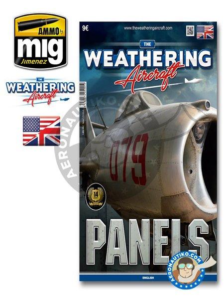 Magazine The Weathering Aircraft. English language | Magazine manufactured by AMMO of Mig Jimenez (ref.A.MIG-5201) image