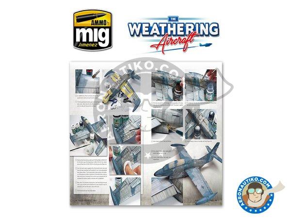Image 5: Magazine The Weathering Aircraft. English language | Magazine manufactured by AMMO of Mig Jimenez (ref.A.MIG-5201)