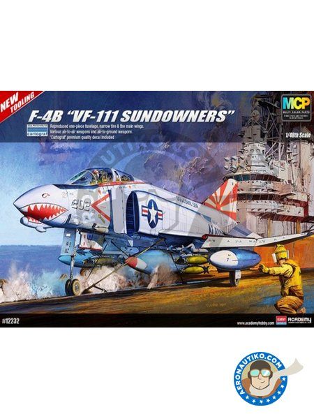 "F-4B ""VF-111 Sundowners"" 
