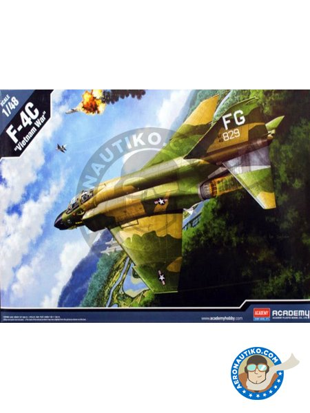 "F-4C ""Vietnam War"" 