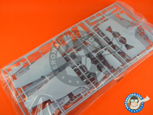 Image 2: Boulton Paul Defiant Mk. I | Airplane kit in 1/48 scale manufactured by Airfix (ref.A05128)