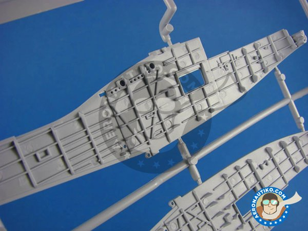 Image 2: Supermarine Walrus Mk.I | Airplane kit in 1/48 scale manufactured by Airfix (ref.A09183)