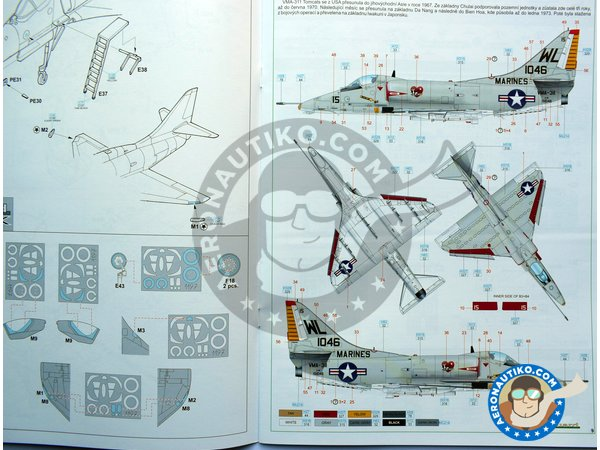 Image 14: The Sound of Silence | Airplane kit in 1/48 scale manufactured by Eduard (ref. 11101)