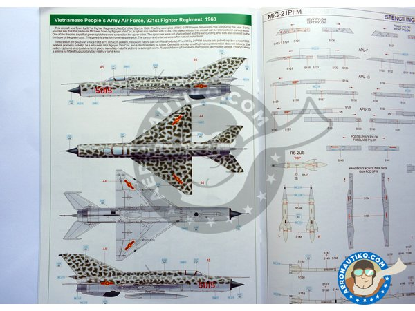 Image 15: The Sound of Silence | Airplane kit in 1/48 scale manufactured by Eduard (ref. 11101)