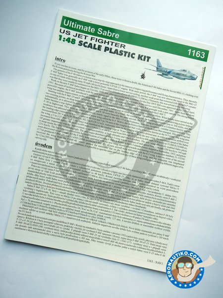 "North American F-86F Sabre ""Ultimate Sabre"" 