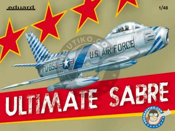 "Image 1: North American F-86F Sabre ""Ultimate Sabre"" 