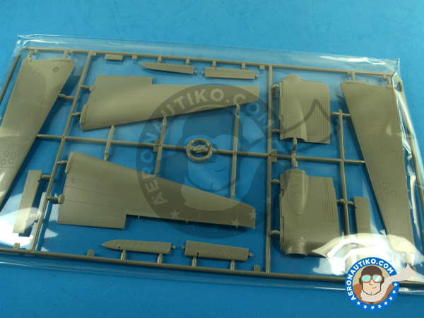 Image 6: Focke-Wulf Fw 189 Uhu A-2 | Airplane kit in 1/48 scale manufactured by Great Wall Hobby (ref. L4803)
