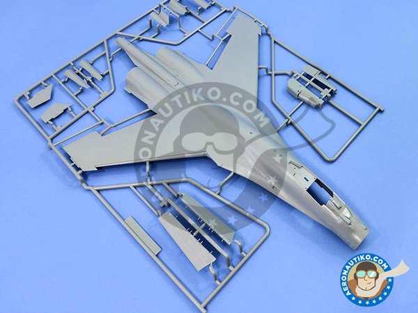 """Image 1: Sukhoi Su-35S """"Flanker-E"""" Multirole Fighter 