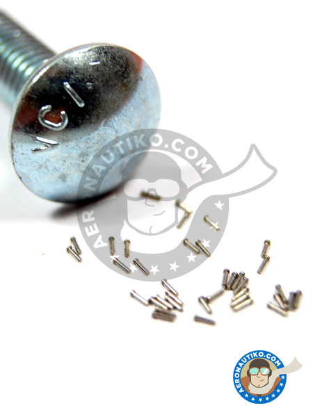 Rivet head 0.5mm | Rivets manufactured by Hobby Design (ref. HD07-0005) image