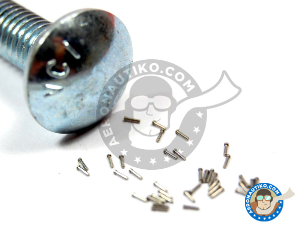 Image 1: Rivet head 0.5mm | Rivets manufactured by Hobby Design (ref. HD07-0005)