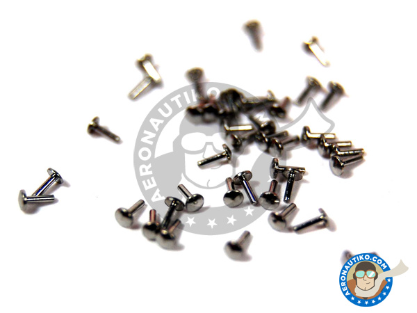 Image 4: Rivet Head 1.00m | Rivets manufactured by Hobby Design (ref. HD07-0006)