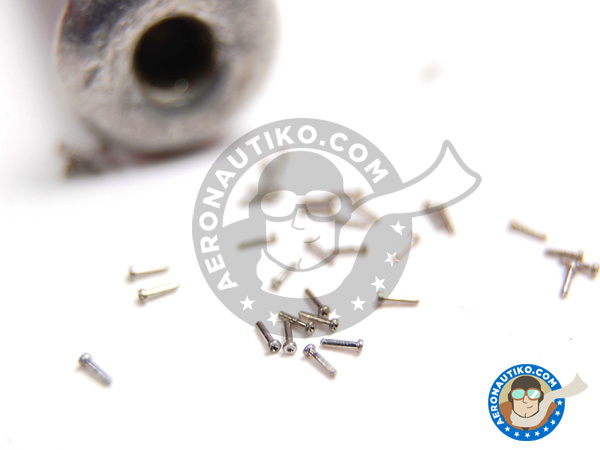 Image 4: Rivet head 0.50mm | Rivets manufactured by Hobby Design (ref. HD07-0008)