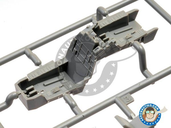Image 4: T-Harrier | Airplane kit in 1/48 scale manufactured by Kinetic Model Kits (ref.K48040)