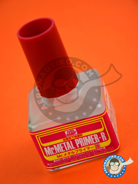Mr Metal Primer | Primer manufactured by Mr Hobby (ref. MP-242) image