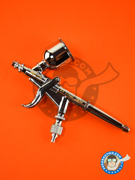 Procon boy wa trigger type 0.3 mm | Airbrush manufactured by Mr Hobby (ref. PS-275) image
