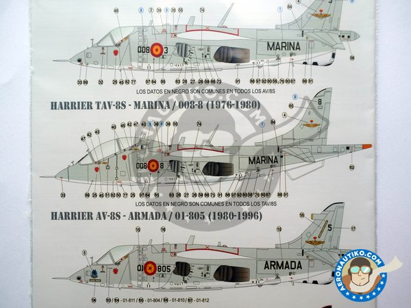 "Image 5: McDonnell Douglas AV-8S, TAV-8S ""MATADOR"" 