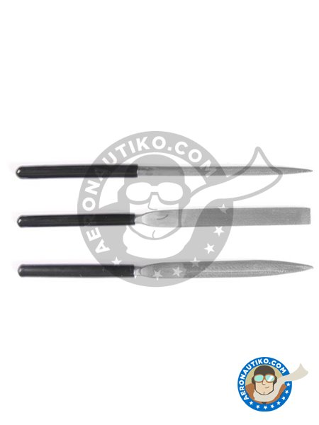 Basic file set. | Tools manufactured by Tamiya (ref.74046) image
