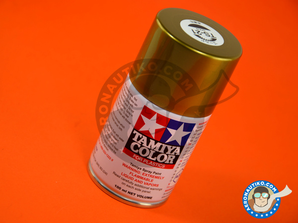 Image 1: Gold TS-21 | Spray manufactured by Tamiya (ref. TAM85021)