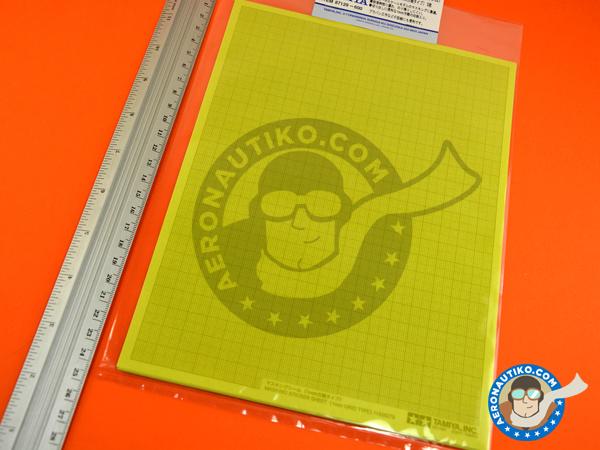 Image 2: Masking sticker sheet   Masks manufactured by Tamiya (ref.TAM87129)