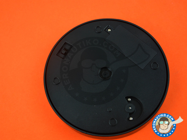 Image 3: Turntable Display 125mm - 5 inches | Base manufactured by Trumpeter (ref. 09836)