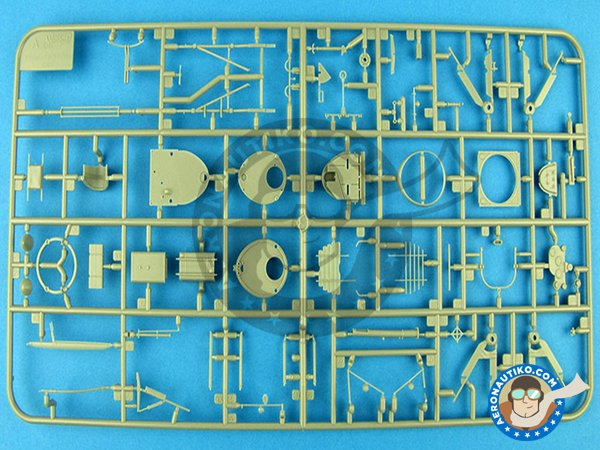 Image 3: Bristol F.2b Fighter | Airplane kit in 1/32 scale manufactured by Wingnut Wings (ref.32060)