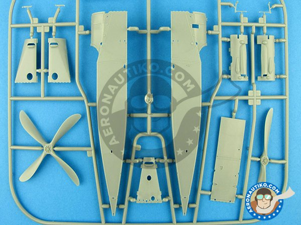 Image 5: Bristol F.2b Fighter | Airplane kit in 1/32 scale manufactured by Wingnut Wings (ref.32060)