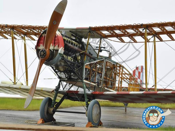 """Image 1: Book Bristol F.2B """"The Crocodile"""" by Jose María Martínez Fernández 