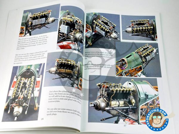 """Image 2: Book Bristol F.2B """"The Crocodile"""" by Jose María Martínez Fernández 