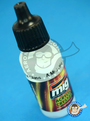 AMMO of Mig Jimenez: Acrylic paint - Crystal Glass - 17ml - for all kits