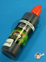 AMMO of Mig Jimenez: Primer - Black Primer - 60 ml - for Airbrush or brush