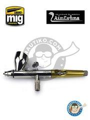 AMMO of Mig Jimenez: Airbrush - Airbrush Aircobra