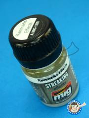 AMMO of Mig Jimenez: Enamel paint - Rainmarks Effects - 30ml image