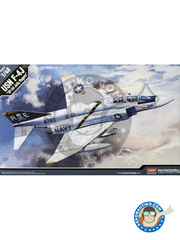 Academy: Airplane kit 1/48 scale - McDonnell F-4 Phantom II J
