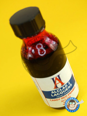 Alclad: Paint - Candy Red - 30 ml - for Airbrush