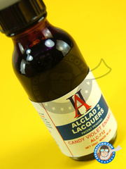 Alclad: Paint - Candy violet - 30 ml - for Airbrush