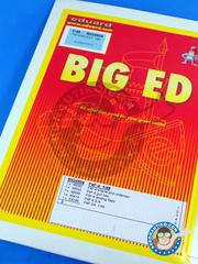 Eduard: Big ED set 1/48 scale - Grumman F4F Wildcat F4F-4