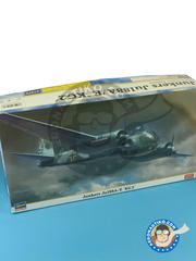 Hasegawa: Airplane kit 1/72 scale - Junkers Ju188 - Guadalcanal - plastic kit