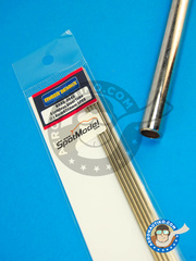 Hobby Design: Material - Stainless steel tube 1.8mm x 200mm - 5 units