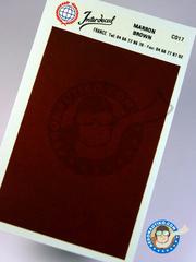 Interdecal: Decals - 75 x 110 mm Brown