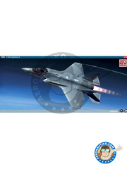 Italeri: Airplane kit 1/32 scale - Lockheed Martin F-35 Lightning II A - plastic model kit