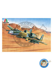 Italeri: Airplane kit 1/48 scale - Fairchild-Republic A-10 Thunderbolt II