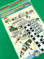 Kora Models: Decals 1/48 scale - Junkers Ju-87 Stuka B-2/K-2 - for Italeri kit