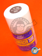 Mr Hobby: Primer - Mr.Surfacer 500 - 100 ml spray - Grey colour