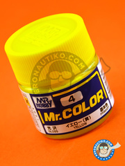 Mr Hobby: Mr Color paint - Yellow