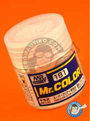 Mr Hobby: Mr Color paint - Super Clear Semi-Gloss