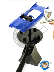 Mr Hobby: Tools - Mr. Turntable painting stand set image