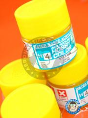 Mr Hobby: Acrylic paint - Aqueous Hobby Color - Yellow - 10ml