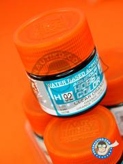 Mr Hobby: Acrylic paint - Aqueous Hobby Color - Clear Orange - 10ml
